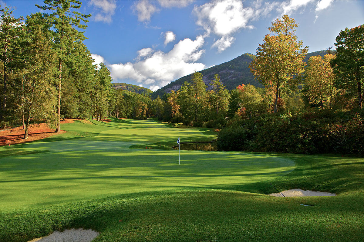 Wade Hampton Golf Gourse