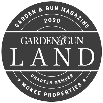 Garden and Gun Land - McKee Properties Charter Member