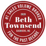 #1 Sales Volume Broker For The Past Decade - Beth Townsend