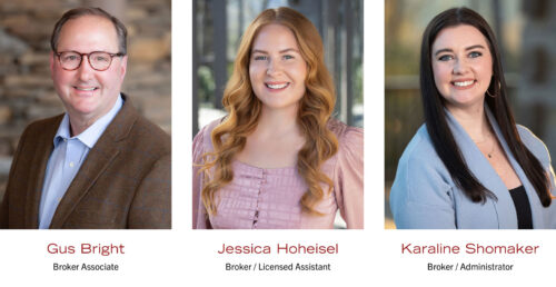 McKee Properties Announces Three Additions to Its Agent Team